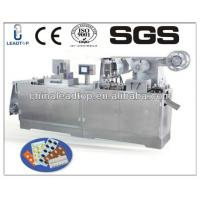 DPP-140 High Quality GMP Standard Automatic Tablet capsule Blistering Machine Manufactures