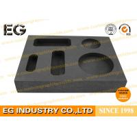 High density Casting Graphite Ingot Mold Custom Design for Gold Metal Melting Manufactures
