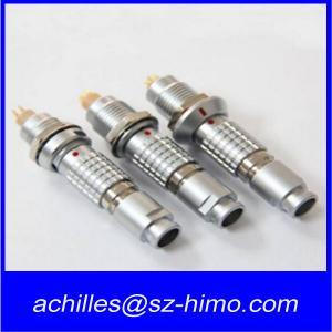 metal 2 3 4 5 pin cross connector Lemo substitute