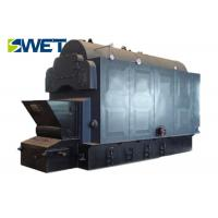 Reliable 20T Chain Grate Steam Boiler High Efficient Environmental Protection