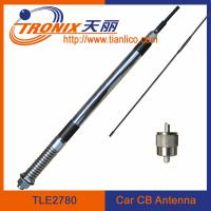 marine car antenna/ heavy duty spring cb car antenna/ marine cb antenna TLE2780 Manufactures