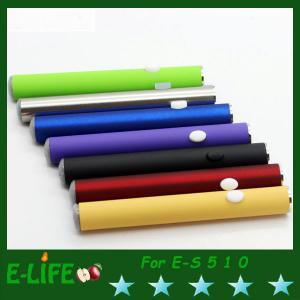 hot buy ES 510 E Cigarette Battery 180mAh/280mAh 510 Battery With diamond bottom Manufactures