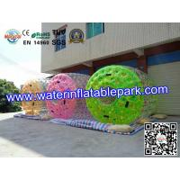 Funny Inflatable Roller Wheel Toy 2.5m x 2m D  CE / UL / CCC Manufactures