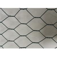 High End PVC Coated Hexagonal Chicken Galvanized Wire Netting  For Garden Manufactures
