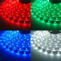 Dimmable Waterproof Rgb Flexible Led Strip Lights Kitchen Cabinets 60LEDs/M Manufactures