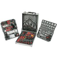 186pcs Universal Garage Working Fix Hand Tool Set for Industrial or Home Garden Manufactures