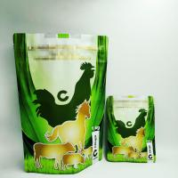 China Printing Color Stand Up Pouches For Chicken / Duck / Cow Food Packaging on sale