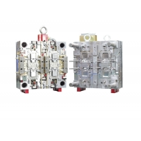 Syventive Hot Runner High Polish Multi Cavity Mold Manufactures