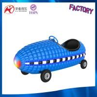 Hot sale playground Corn outdoor kiddie rides with steering wheel and flash light Manufactures