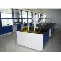Durability laboratory worktops with black color , epoxy lab countertops Manufactures