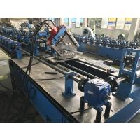 Hydraulic or manual CU Purlin Roll Forming Machine 50Hz 3 phases Manufactures