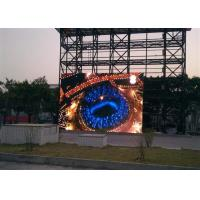 Buy cheap Die Casting Aluminum Indoor / Outdoor Full Color LED Display Smd Led Screen 192 from wholesalers
