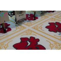 Automatic Chenille Embroidery Machine , Multi-language Operating Interface , Chenille and flat embroidery Manufactures
