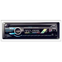 Cheap One-Din universal Car DVD Player with Detachable panel with USB/FM/Clock/SD/Movie for sale