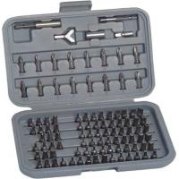 High Precision 100 Pieces Carbon Steel Screwdriver Bit Set with BMC Packing Manufactures