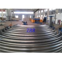 Buy cheap PLC Actomatical Control Steel Silo Forming Machine , Corrugated Sheet Roll from wholesalers