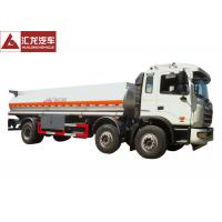JAC Chassis Fuel Tank Truck Diesel Fuel Truck  11200x2500x2950mm High Reliability Manufactures
