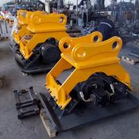 CE Approved 20 Ton Excavator Hydraulic Vibro Concrete Compactor High Efficient Manufactures