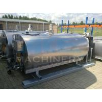 2000L Sanitary Stainless Steel Storage Tank for Distilled Water (ACE-ZNLG-D1) Manufactures