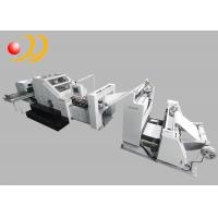 Cheap Adjustable Roll Feeding Paper Bag Making Machine With 4 Color Flexo Printing for sale