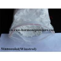 Legal Oral Anabolic Steroids Winstrol Powder Stanozolol For Bodybuilding Manufactures