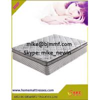 Elegant Euro Top Bonnell pocket Spring Mattress Manufactures