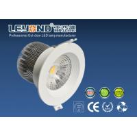 Anti - Glare Lens Beam10 / 24 / 90 Degree Cree Led Downlight Dimmable 12w Manufactures