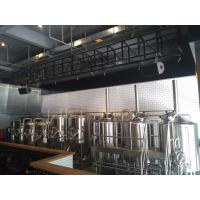 Cheap Electric Heated Micro Brewing Equipment for sale