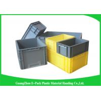 Industrial Heavy Duty  Euro Stacking Containers 20L Load Capacity 20kg Space Saving Manufactures