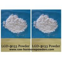 99% Sarms Raw Powder LGD-3033,LGD-3033 For Muscle Mass Manufactures