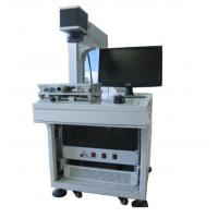Cheap Hardware Tools / Knife CNC Industrial Laser Cutting Machine With Cabinet for sale
