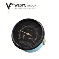 Black Heavy Duty Tire Pressure Gauge Manufactures
