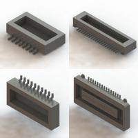 Foxconn Board to Board Connector 0.5mm Pitch ,BTB Plug,SMT Type Manufactures