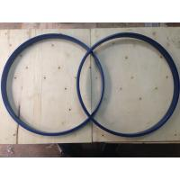 IX Groove ring joint gaskets PTFE coating Manufactures