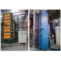 High Efficiency EPS Block Moulding Machine With Vacuum System HR-4000 Manufactures