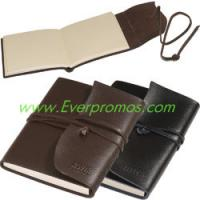 Leeman New York Americana Leather-Wrapped Journal Manufactures