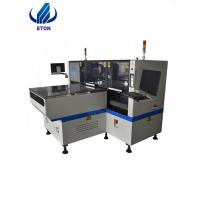 Buy cheap SMT PCB Pick And Place Machine Dual Module System 0.2mm Components Space 220AC from wholesalers