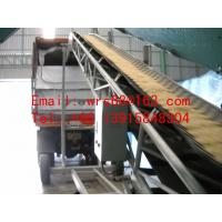 China 20ft PP woven 4 panel soybean Container liner bag packaging grain / rice on sale