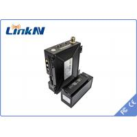 Buy cheap Manpack COFDM Video Transmitter Battery Powered from wholesalers