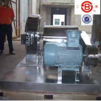 Cheap High precision small Grinding Pulverizer Machine for pharmaceutical / chemical for sale