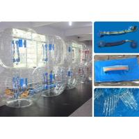 China Outdoor Inflatable Bubble Soccer , PVC Material Human Inflatable Bumper Ball on sale