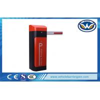 Toll Station Intelligent automatic parking barriers High Speed security barrier gate Manufactures