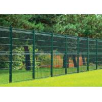PVC coated Wire Mesh Fencing Panels NYLOFOR 3D Brand Manufactures