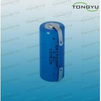 China 1700mAh ER17335M Li-SOCL2 Lithium Primary Battery, 3.6V Lithium Thionyl Chloride Battery on sale