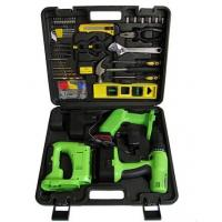 108pcs DIY Screwdriver Drill Cordless Power Tool Set / Kits Multifunction for Home Use Manufactures