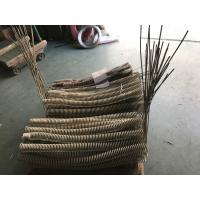 Alloy Electric Heating Element Acid Wash Wire For Industrial Furnace Manufactures