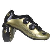Road SPD Indoor Cycling Shoes / Golden Fashion Self Lock System Bike Wear Manufactures