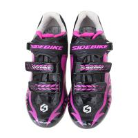 China Outdoor Ladies Cycle Touring Shoes Water Resistant Anti - Collision Design on sale