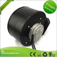 Equipment Cooling Forward Curved Centrifugal Fan Single Inlet / Double Inlet Manufactures