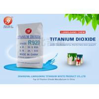Cheap Chloride Process Tio2 Titanium Dioxide White Excellent Discoloration Resistance for sale